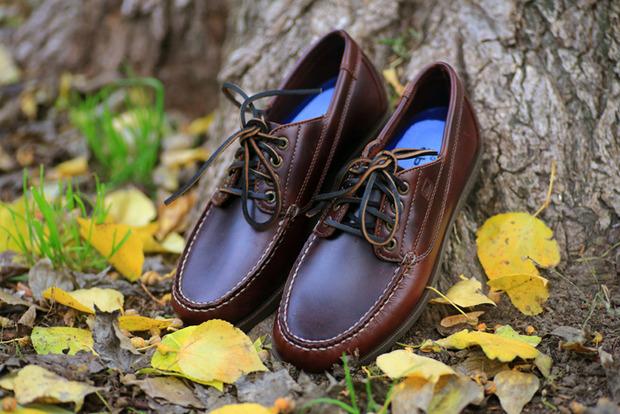 Мужские ботинки Sperry Top-Sider осень-зима 2012. Изображение №1.