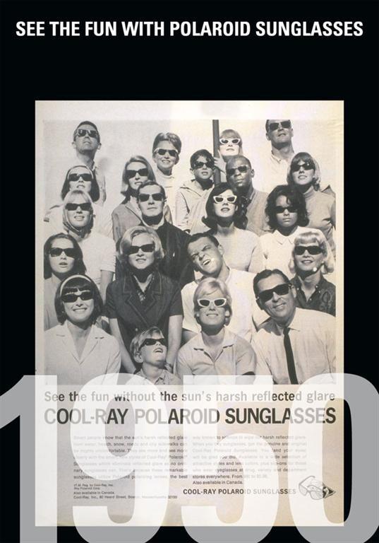 Архивные рекламные кампании Polaroid. Изображение № 3.