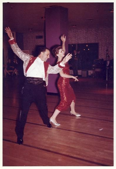 Dance Lessons 1958–1962. Изображение № 24.