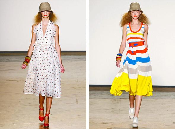Показы на неделе моды в Нью-Йорке: мнения. Изображение № 7.