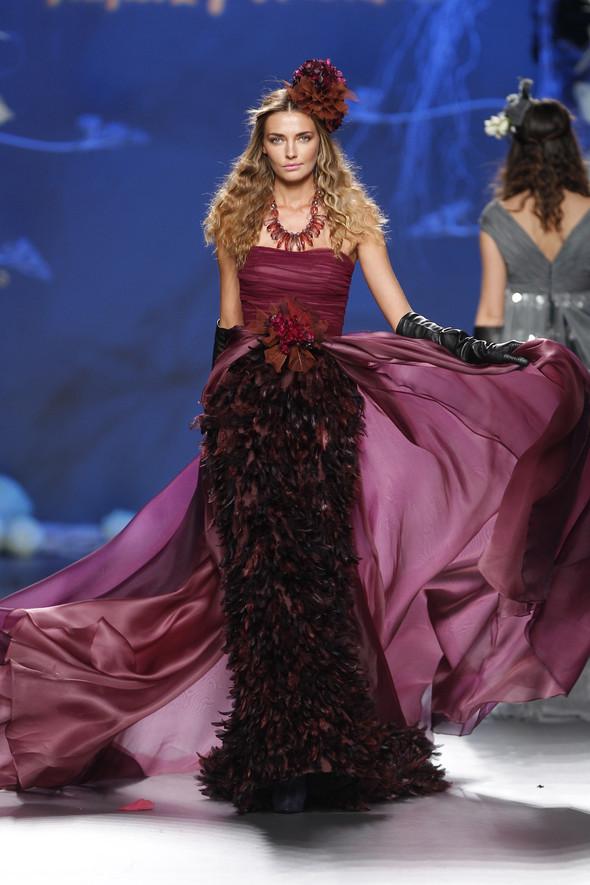 Madrid Fashion Week A/W 2012: Francis Montesinos. Изображение № 29.