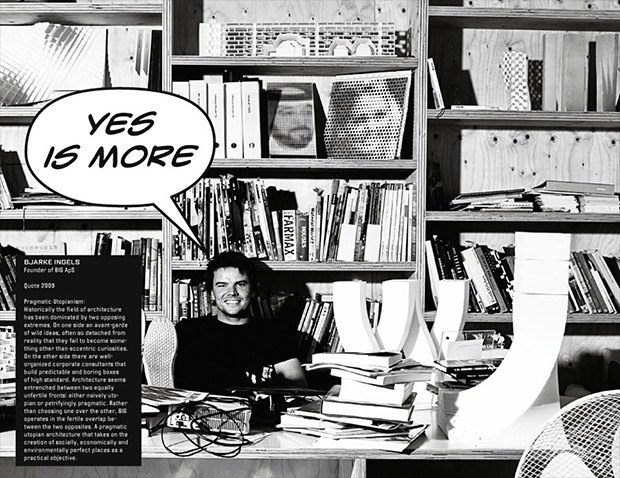 Дом для Супермена: комиксы Ле Корбюзье, Рема Колхаса и других знаменитых архитекторов. Изображение № 17.