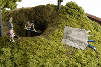 Нетрадиционный подход кфигуркам встеклянном шаре. Изображение № 37.