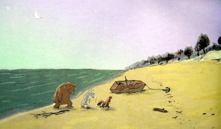 Ликующий сюрвкнижной иллюстрации Беатрис Родригес. Изображение № 17.