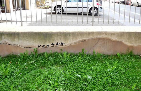 Большая коллекция уличного искусства. Изображение № 2.