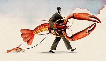 Юношеский Сюрреализм – Иллюстрации Брэтта Райдера. Изображение № 27.