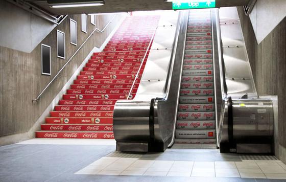 Эскалатор как новое медиа. Изображение № 3.