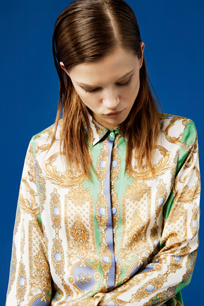 Лукбук: Zara March 2012. Изображение № 4.