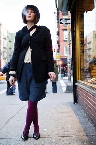 Какодевается молодежь вНью-Йорке. Изображение № 14.