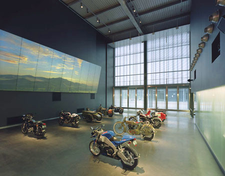 Музей Harley-Davidson вМилуоки. Изображение № 18.