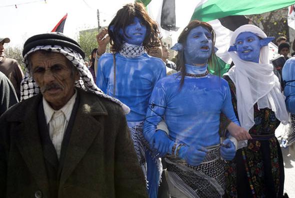 Арабы, евреи, нави. Изображение № 1.
