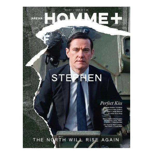 Изображение 3. Обложки: Arena Homme Plus и Vogue.. Изображение № 3.
