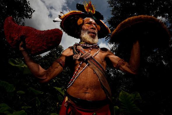 Папуа Новая Гвинея отБрента Стиртона. Изображение № 3.