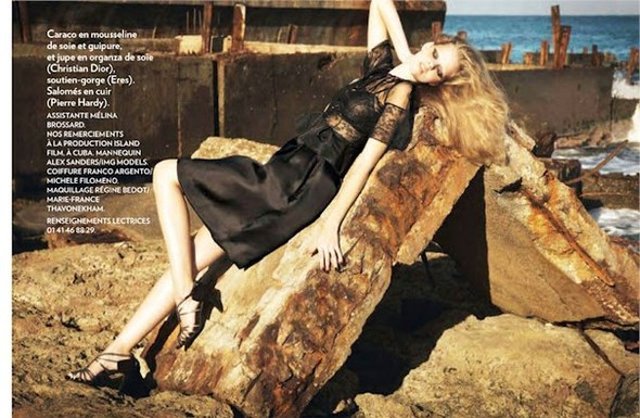 Marie Claire France Май 2012. Изображение № 6.
