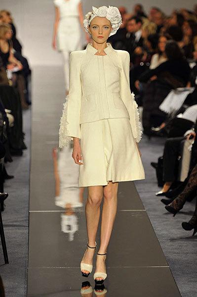 Chanel Spring 2009 Haute Couture. Изображение № 3.
