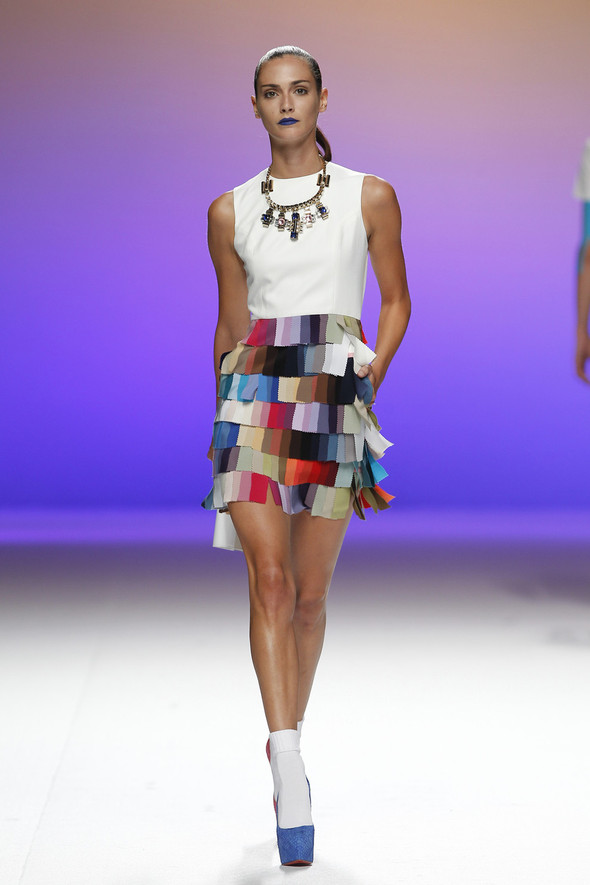 Madrid Fashion Week SS 2012: Davidelfin. Изображение № 27.