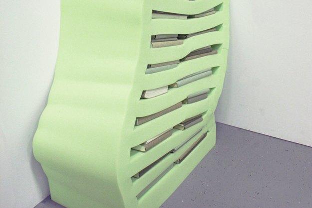 Голландские дизайнеры создали линейку мягких шкафов. Изображение № 4.