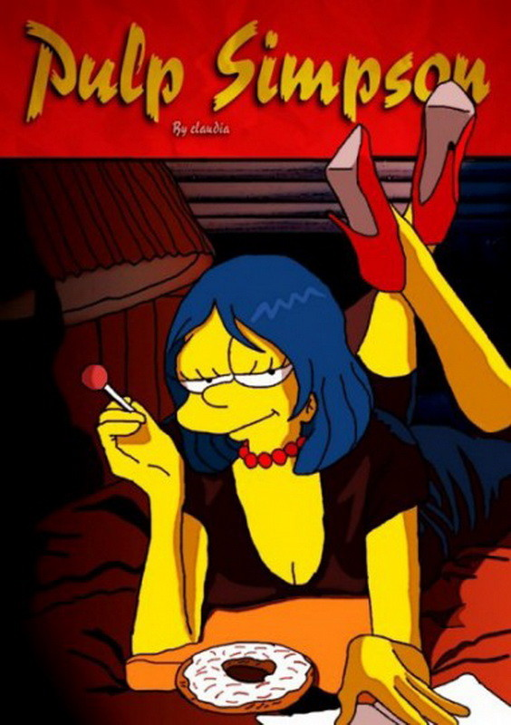 Симпсоны на киноафишах. Изображение № 1.