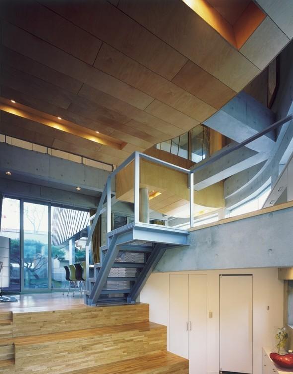 Дом и офис в Корее. Изображение № 7.