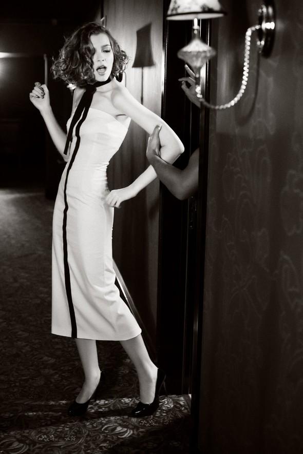 Показ Яны Недзвецкой для бренда LO, весна-лето 2012. Изображение № 2.