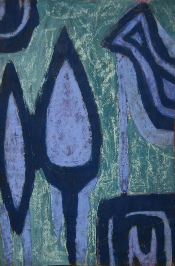Голуб Л. - художник из СССР. Изображение № 13.
