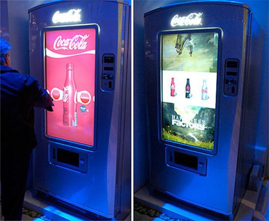 Vending Machines. Изображение № 11.