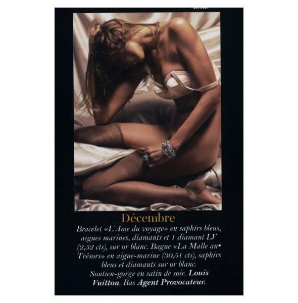 Полная версия календаря французского Vogue на 2011 год. Изображение № 12.
