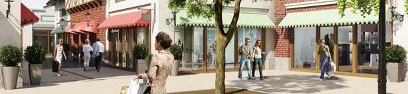 Новый аутлет дизайнерской одежды откроется в Гамбурге . Изображение № 1.