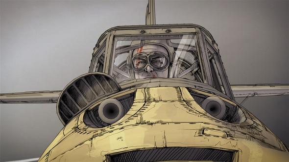 LINOLEUM. Лучшая актуальная анимация со всего света. Изображение № 4.