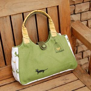 Стильные сумки отСиндзи Като. Изображение № 5.