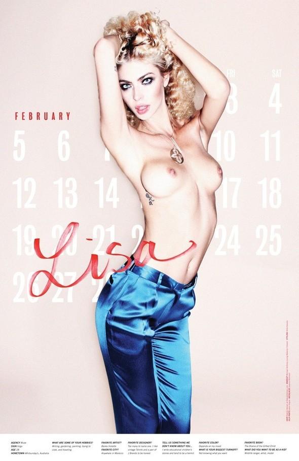 Эротический календарь от Lovecat. Изображение № 2.