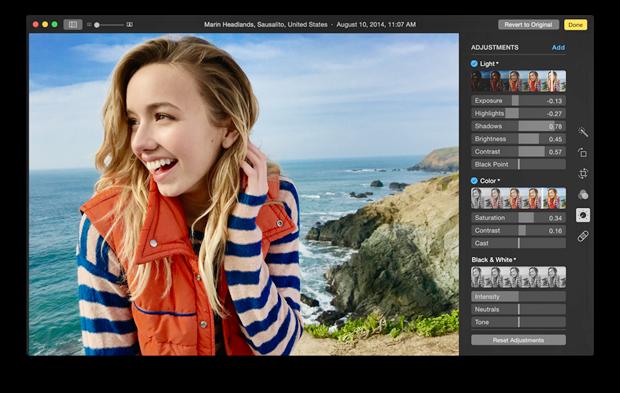 Появились первые скриншоты приложения-замены iPhoto для Maс. Изображение № 1.