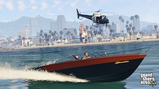 GTA V для PS4 и Xbox One выйдет 18 ноября, для PC — в январе 2015. Изображение № 11.