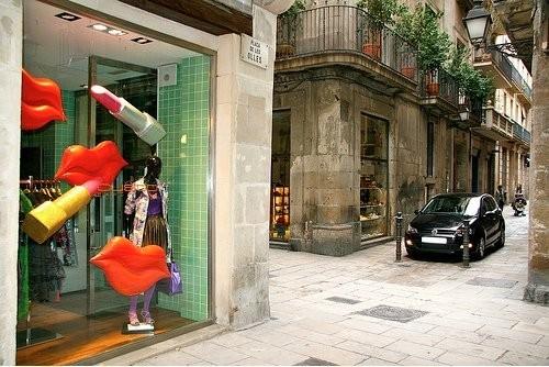 Изображение 2. Барселона: общественные пространства.. Изображение № 4.