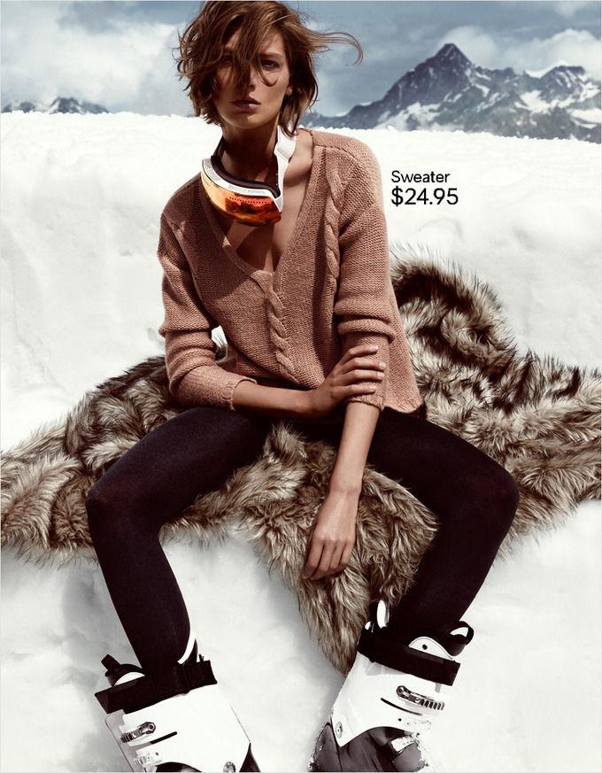 Вышли праздничные кампании Asos, H&M, Kira Plastinina и других марок. Изображение № 5.