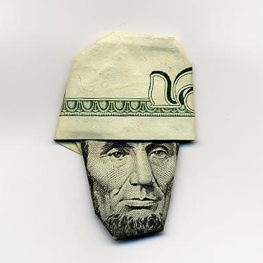 Изображение 9. Как одеть лицо на купюре в шляпу?.. Изображение № 9.
