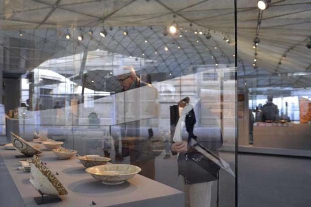 В Лувре открылась галерея исламского искусства. Изображение № 4.