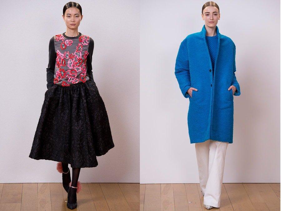 Неделя моды в Лондоне:  День 1. Изображение № 3.