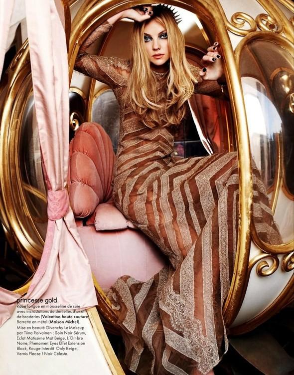 Съёмка: Хезер Маркс для Elle. Изображение № 3.