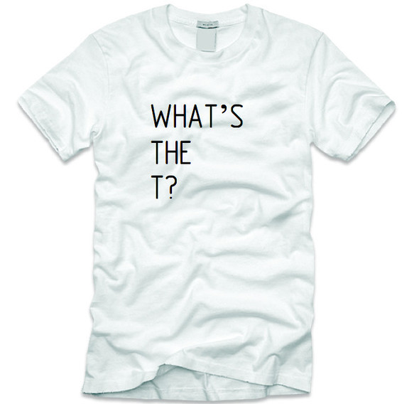 Street Kit : What's the T?. Изображение № 1.