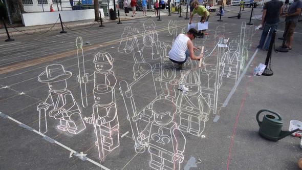 Лучшие стрит-арт проекты 2011 года. Изображение №1.