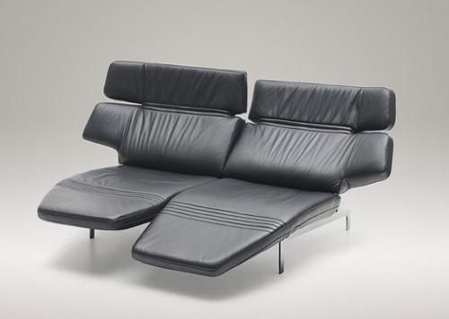 «Скоростной» диван DS-480 от de Sede. Изображение № 2.