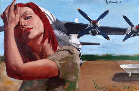 Ветреный художник Шорин. Изображение № 18.