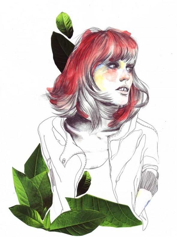 Иллюстратор Esra Roise. Изображение № 5.