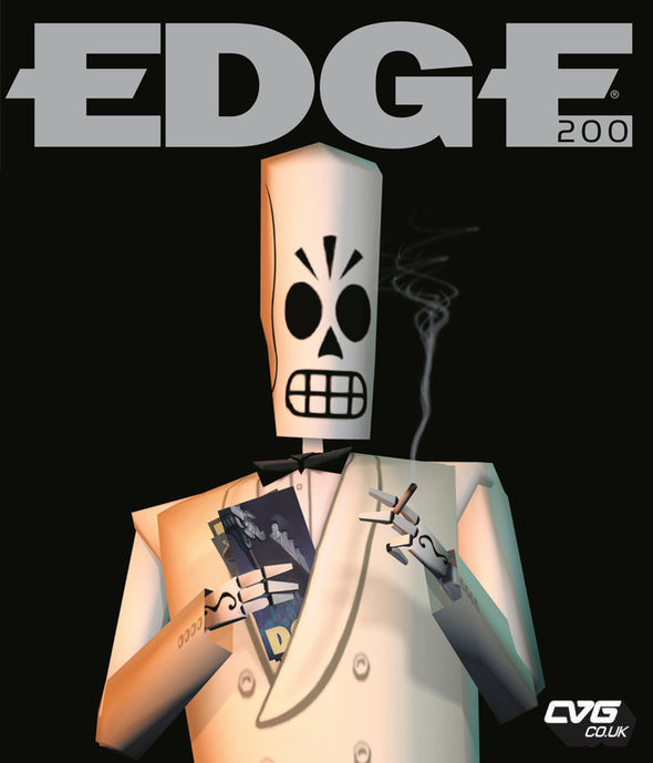 Edge: двести обложек двухсотого номера. Изображение № 1.