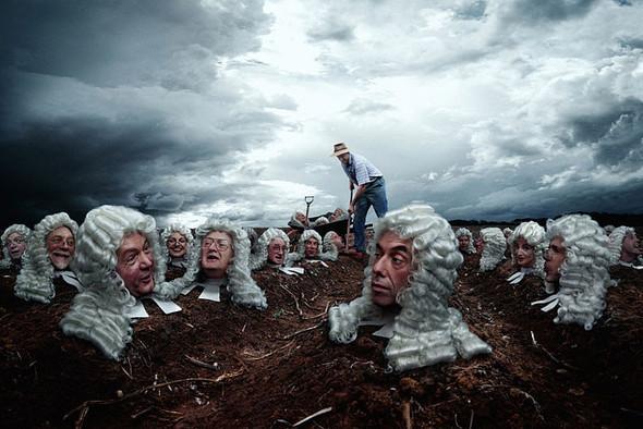 Креатив в рекламе от австрийского фотографа Andreas Smetana. Изображение № 13.