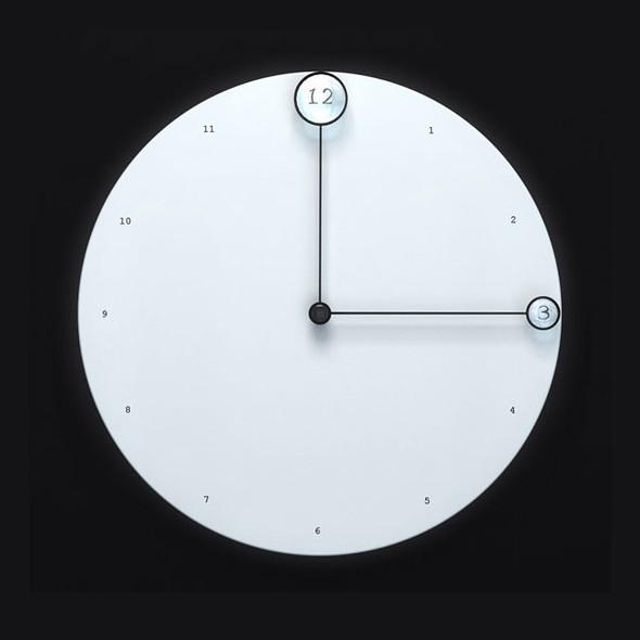 Необычный дизайн часов. Изображение № 15.