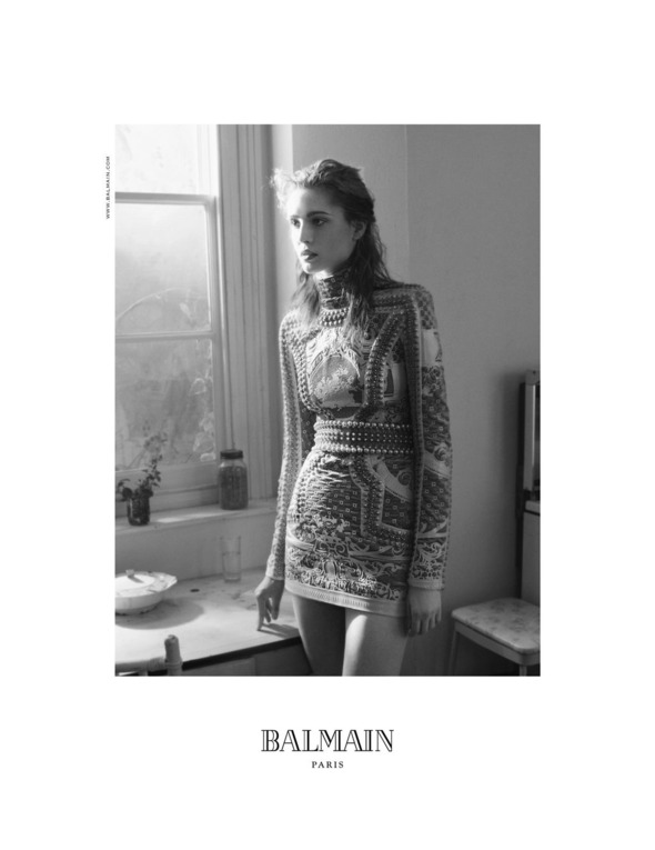 Новые кампании: Balmain, Mango, Proenza Schouler, Zara и Rag & Bone. Изображение № 3.