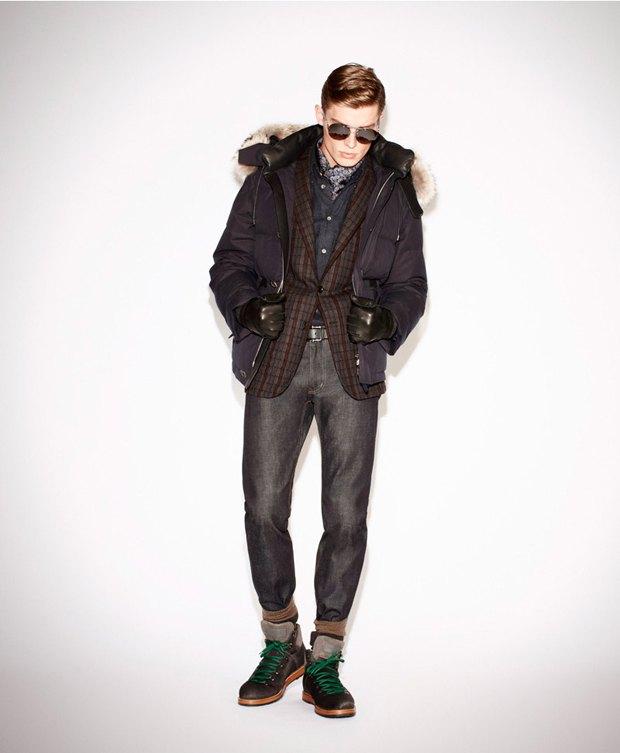 Показаны новые лукбуки Gucci, Louis Vuitton и Prada. Изображение № 22.