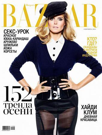30 обложек с вещами из коллекции Louis Vuitton FW 2011. Изображение № 21.